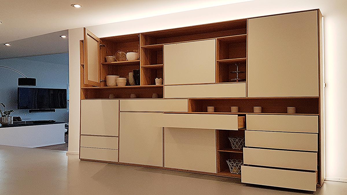 jutzi 39 s schrankladen ag sideboard. Black Bedroom Furniture Sets. Home Design Ideas