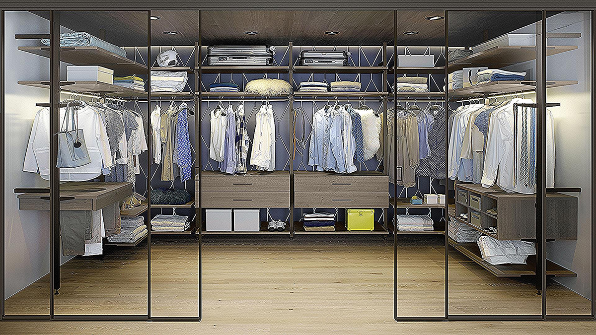 Jutzi\'s Schrankladen AG - Begehbare Kleiderschränke