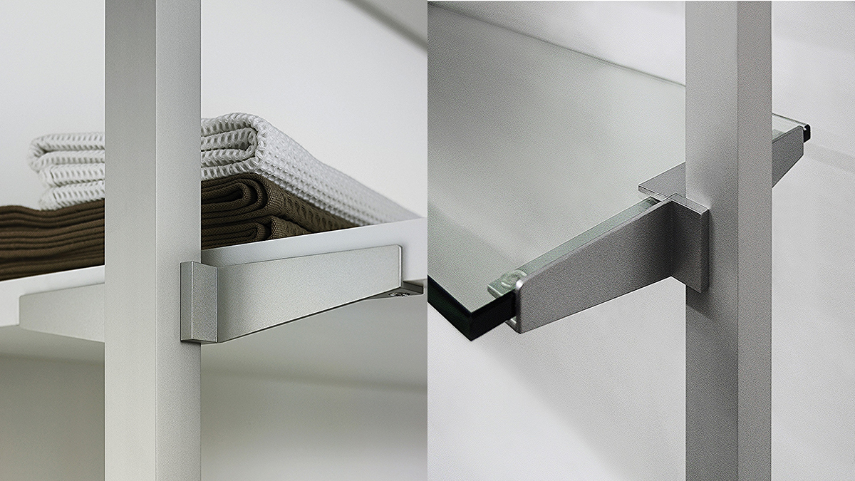 jutzi 39 s schrankladen ag alu s ulen systeme uno. Black Bedroom Furniture Sets. Home Design Ideas